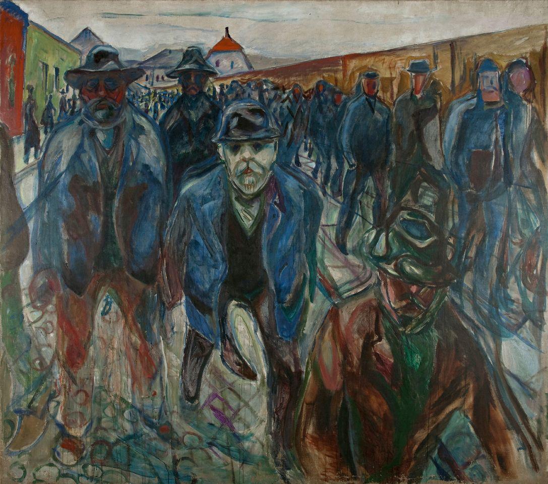 Photo: Munch Museum / Munch-Ellingsen Group / BONO, Oslo 2013 og Nasjonalmuseet / Børre Høstland