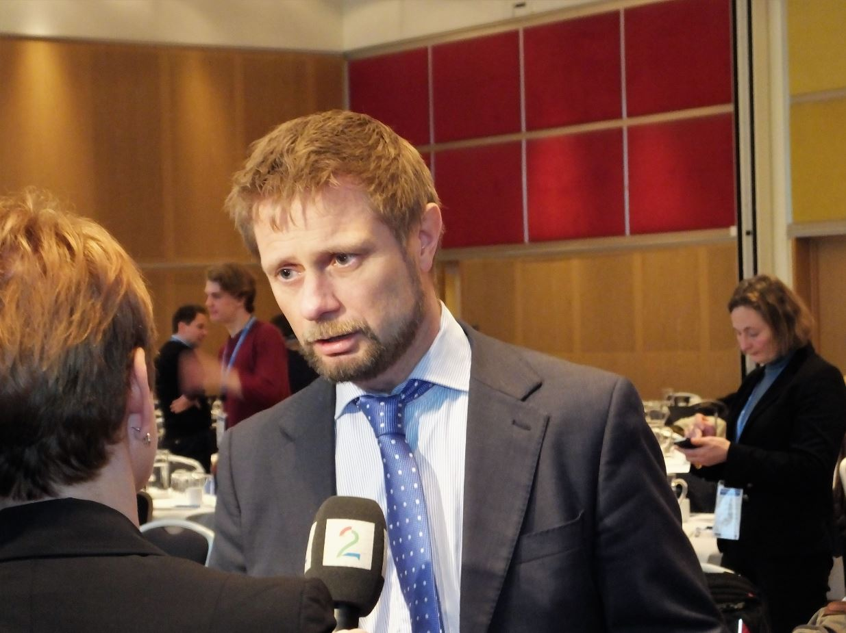 Bent Høie, photo: Björn Lindahl