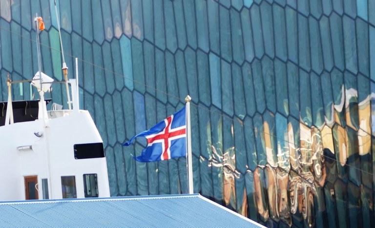 Iceland Harpa