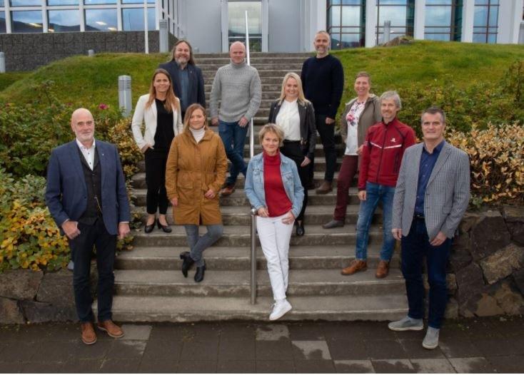 Akureyri politicians