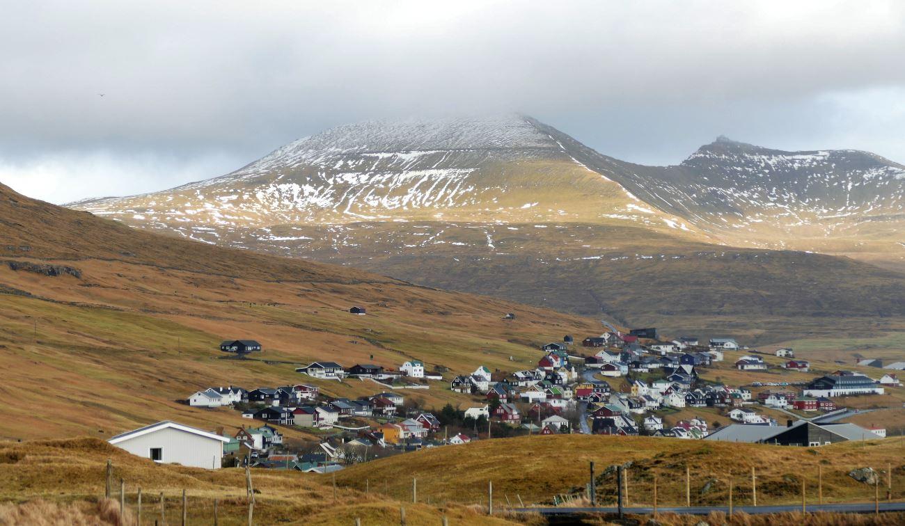 Faroese landscape