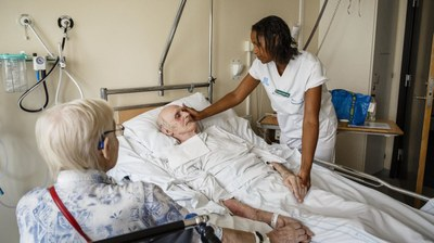 Healthcare assistants Sweden