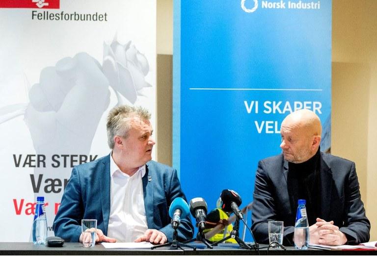 Jørn Eggum, Stein Lier Hansen