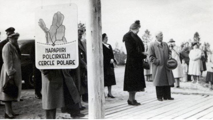 Roosevelt in Rovaniemi