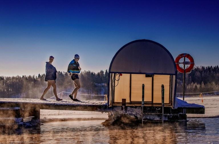 Vaasa sauna