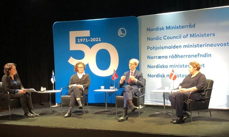 Nordic ambassadors