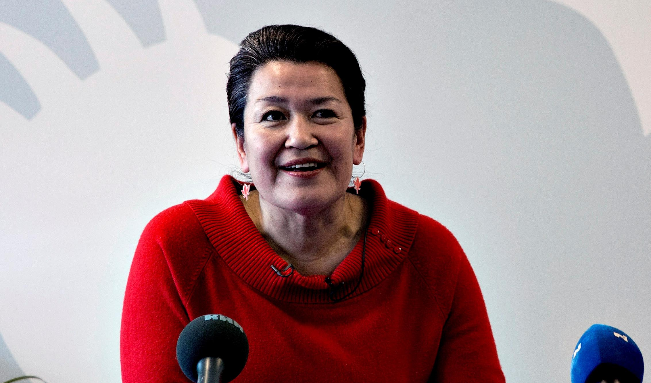 Greenland's new leader inspired by Mandela