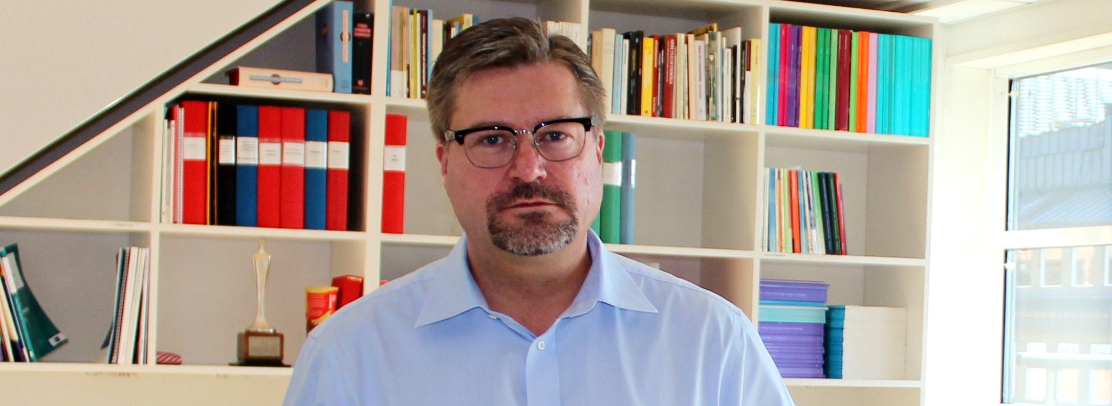 Mikael Sjöberg: rebuilding trust in the Public Employment Service