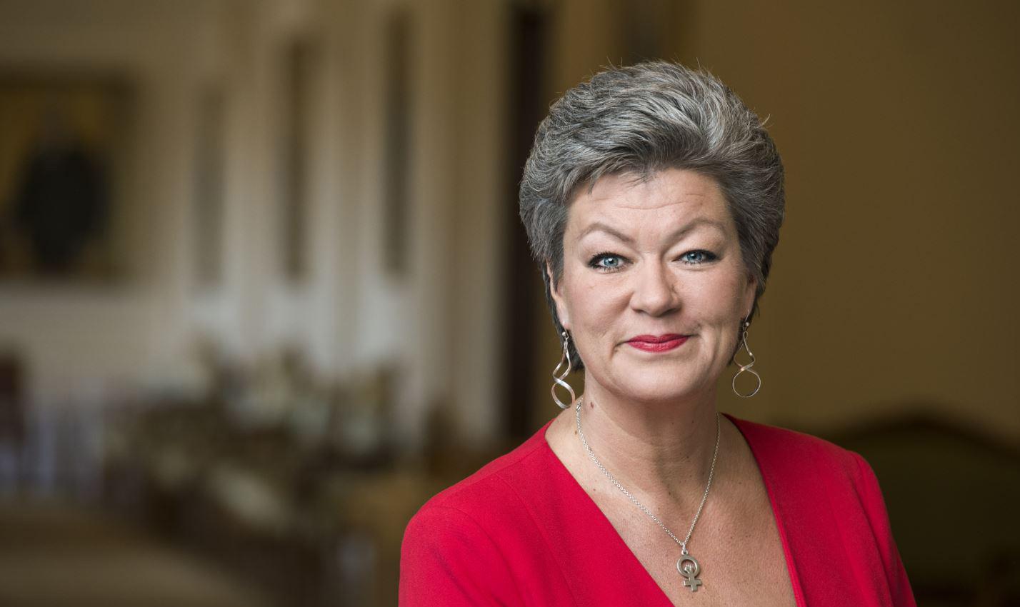 Ylva Johansson: Minister for Employment with a feminist agenda