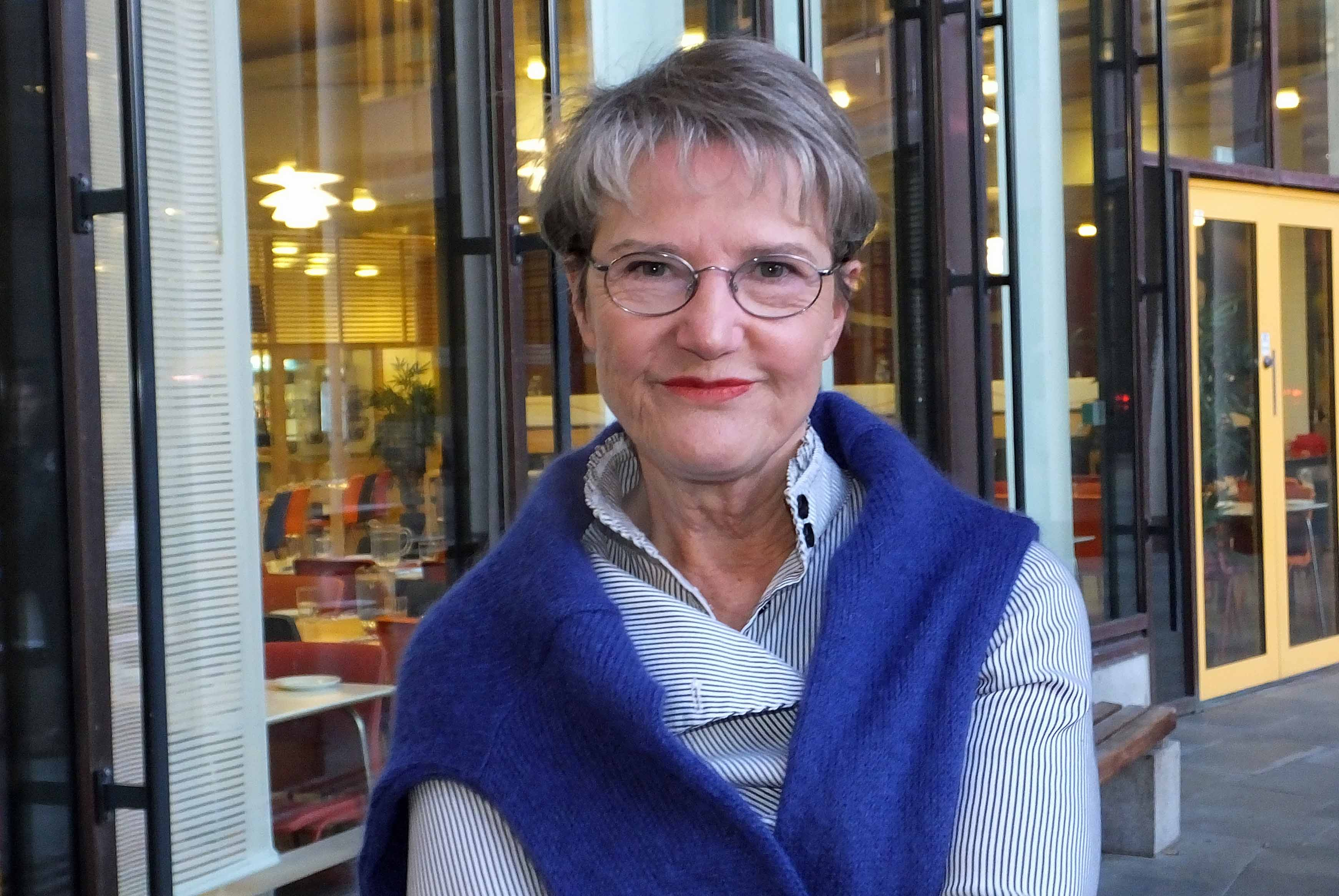 "Minister for Strategic Development Kristina Persson: make the Arctic ""green"""