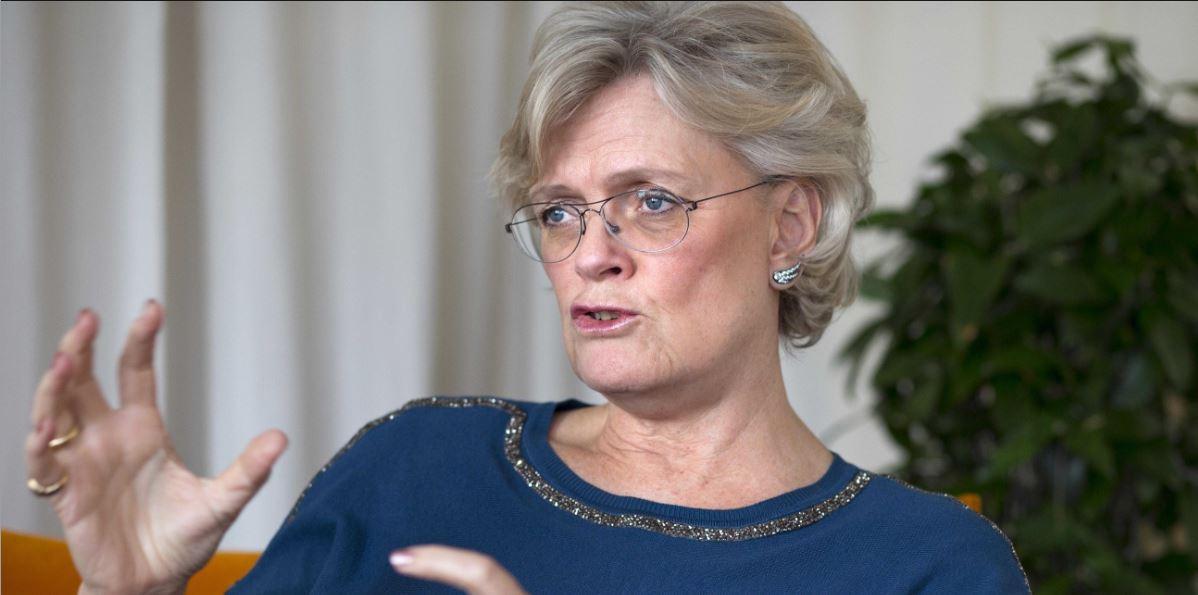 Carola Lemne: Optimist on behalf of Swedish businesses