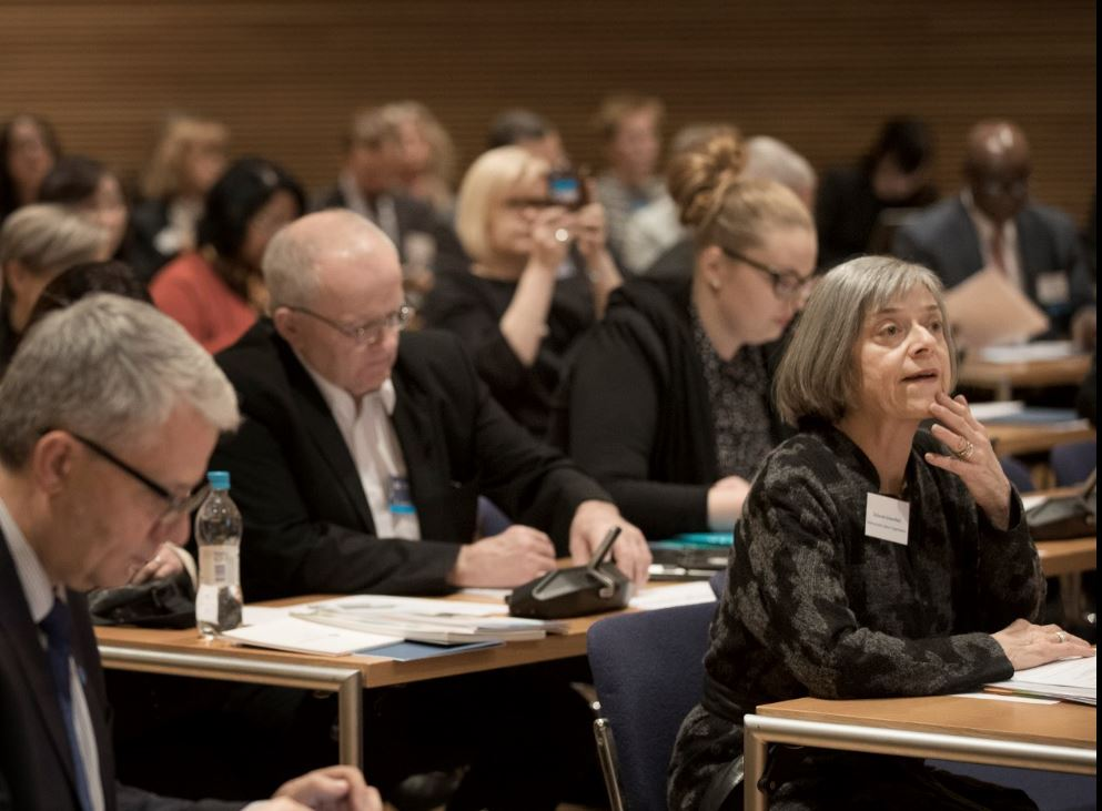 The ILO's Deborah Greenfield: In dialogue with the Nordics on gender equality