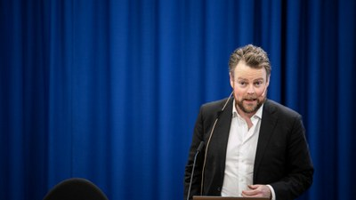 Torbjørn Røe Isaksen takes on tricky government post