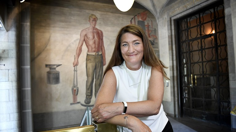 Susanna Gideonsson: We must defend the Swedish model