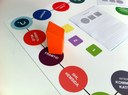 Board game injects creativity into medical technicians