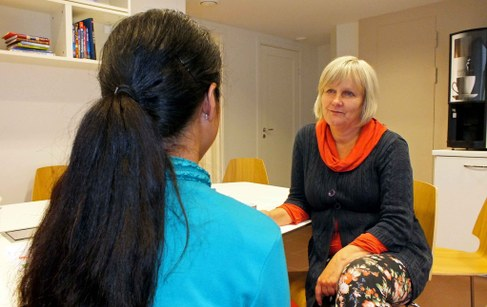 Au pairs balance between cultural exchange and work