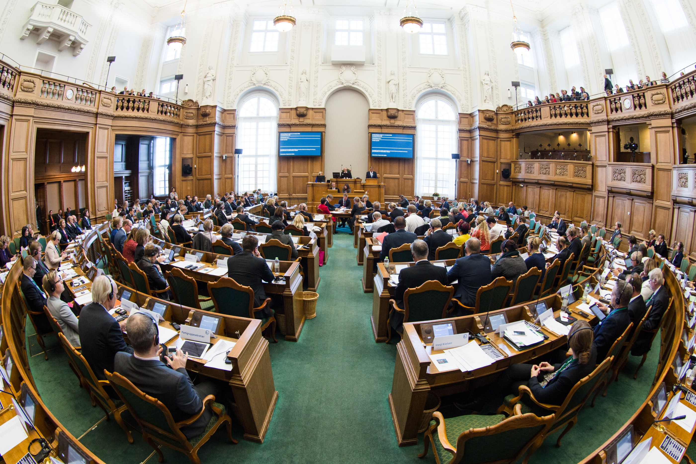 Nordic Council session 2016