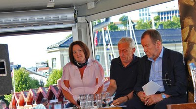 The Nordic model under pressure from new leadership methods