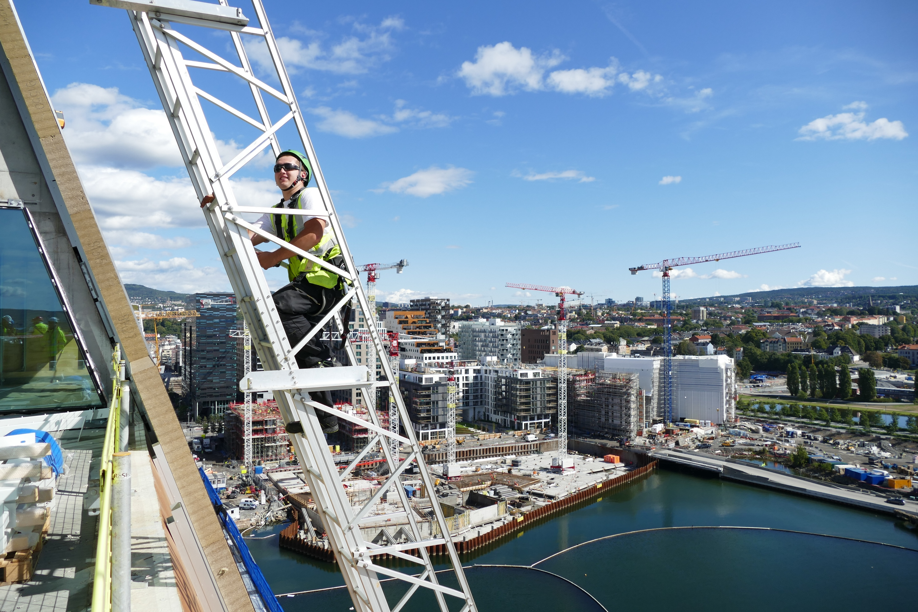 The Oslo model brings transparency to the construction sector