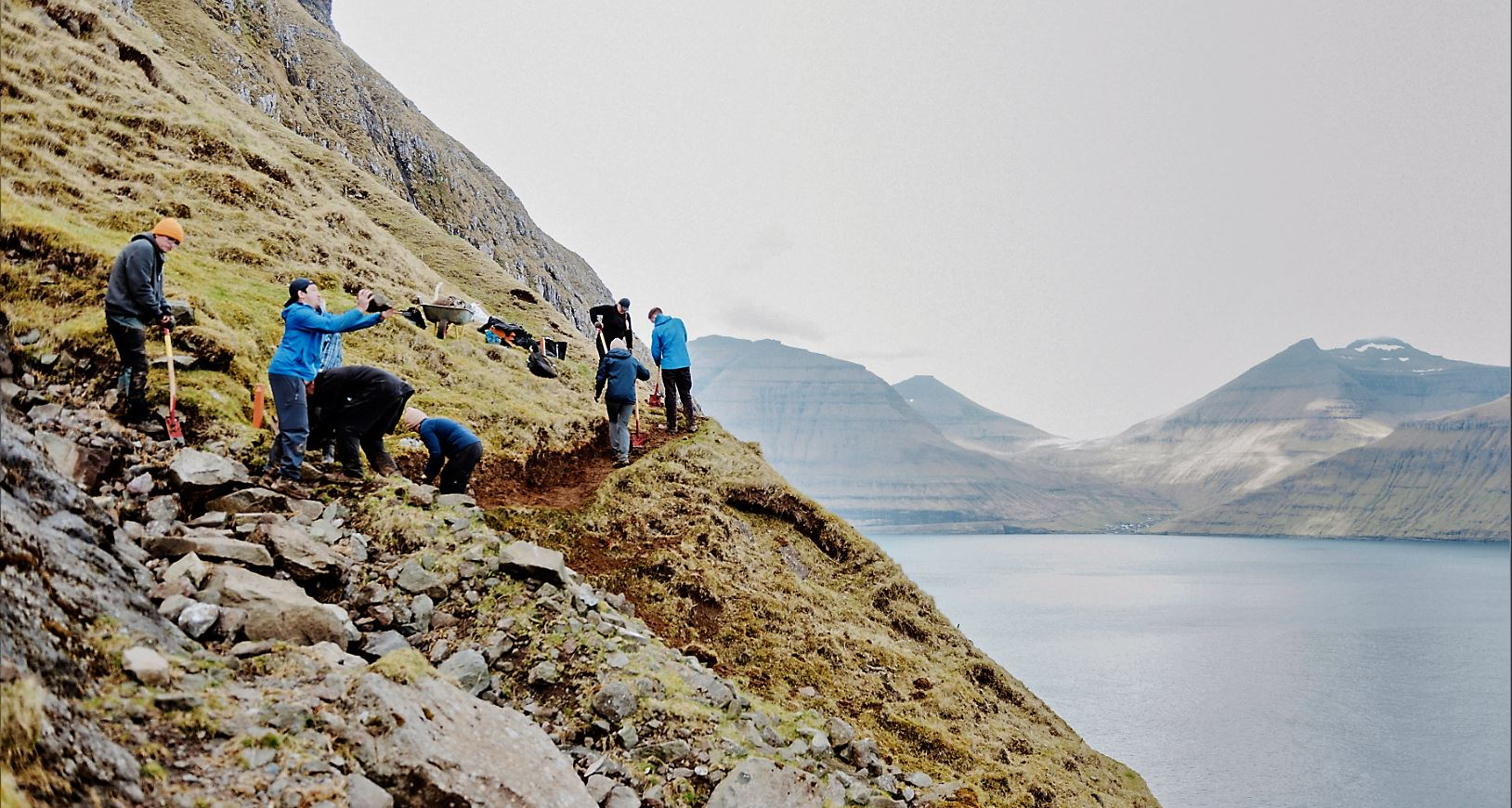 Closing down the Faroes to attract more tourists
