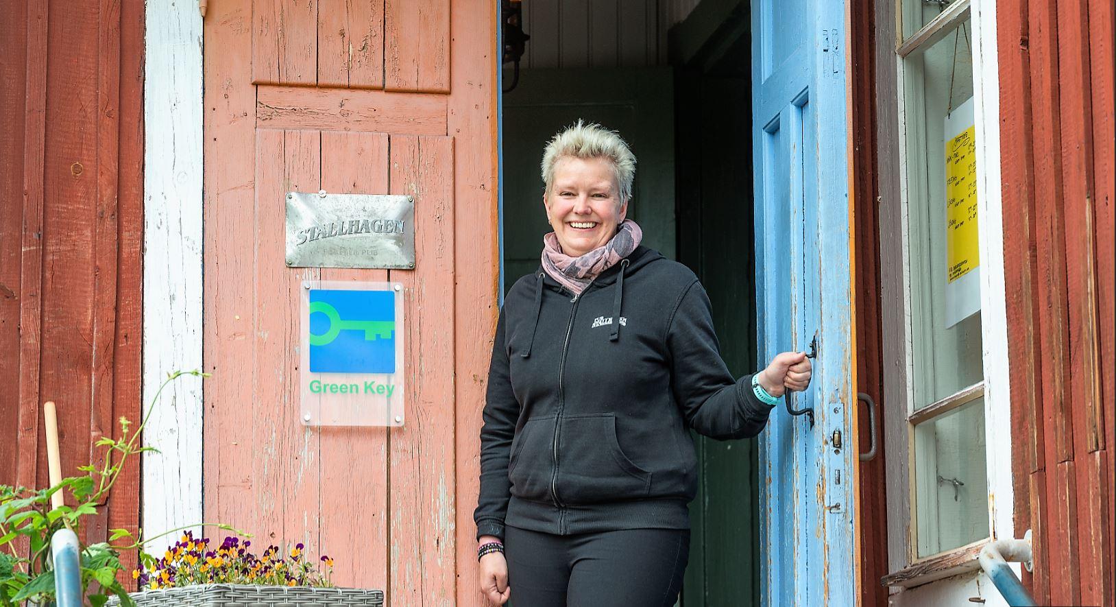 Sustainable tourism in Åland– no Coca-Cola or Norwegian salmon