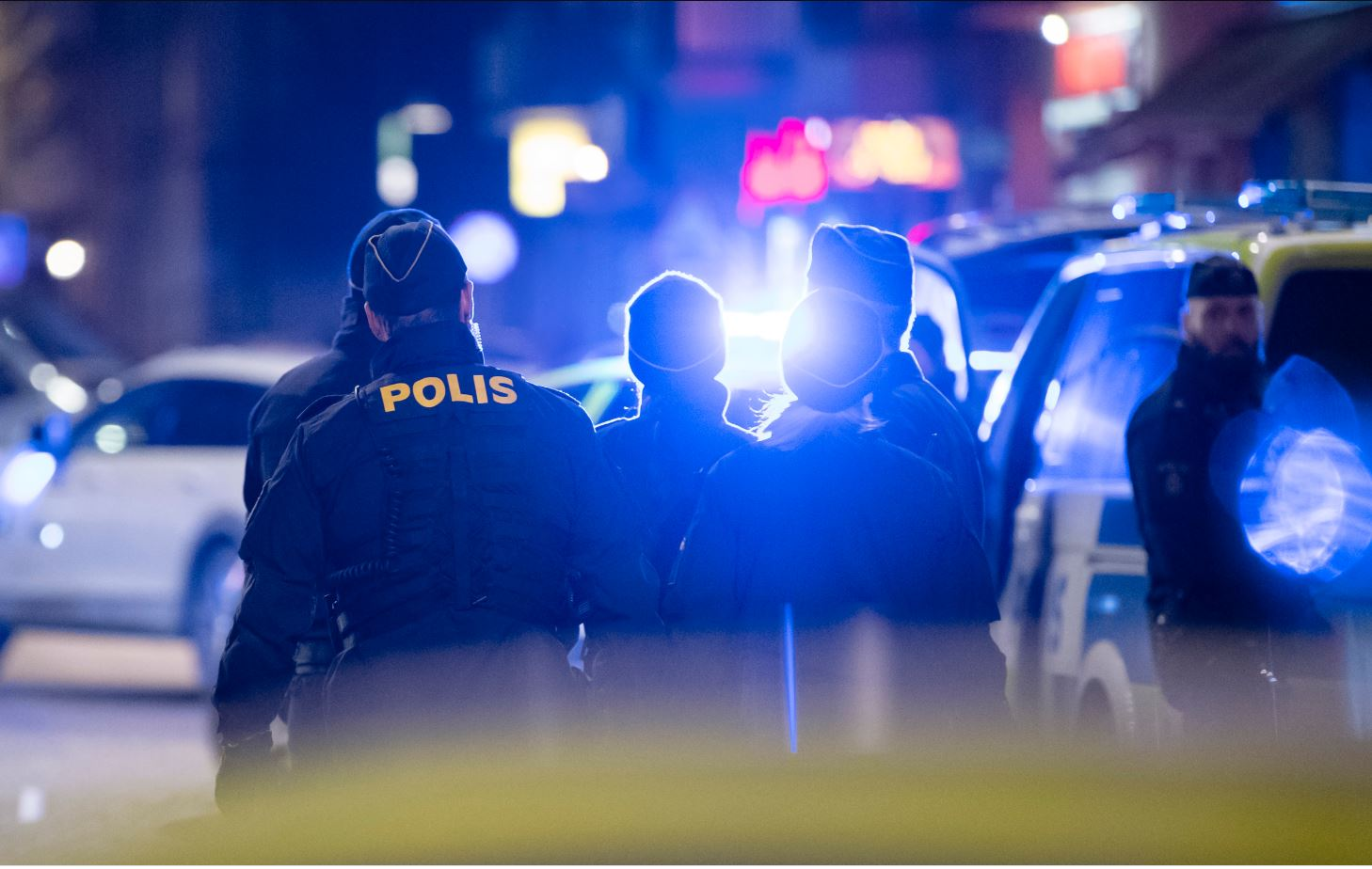 Malmö: Police officers are also vulnerable