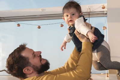 Iceland: Paternity leave a boost to men's identity