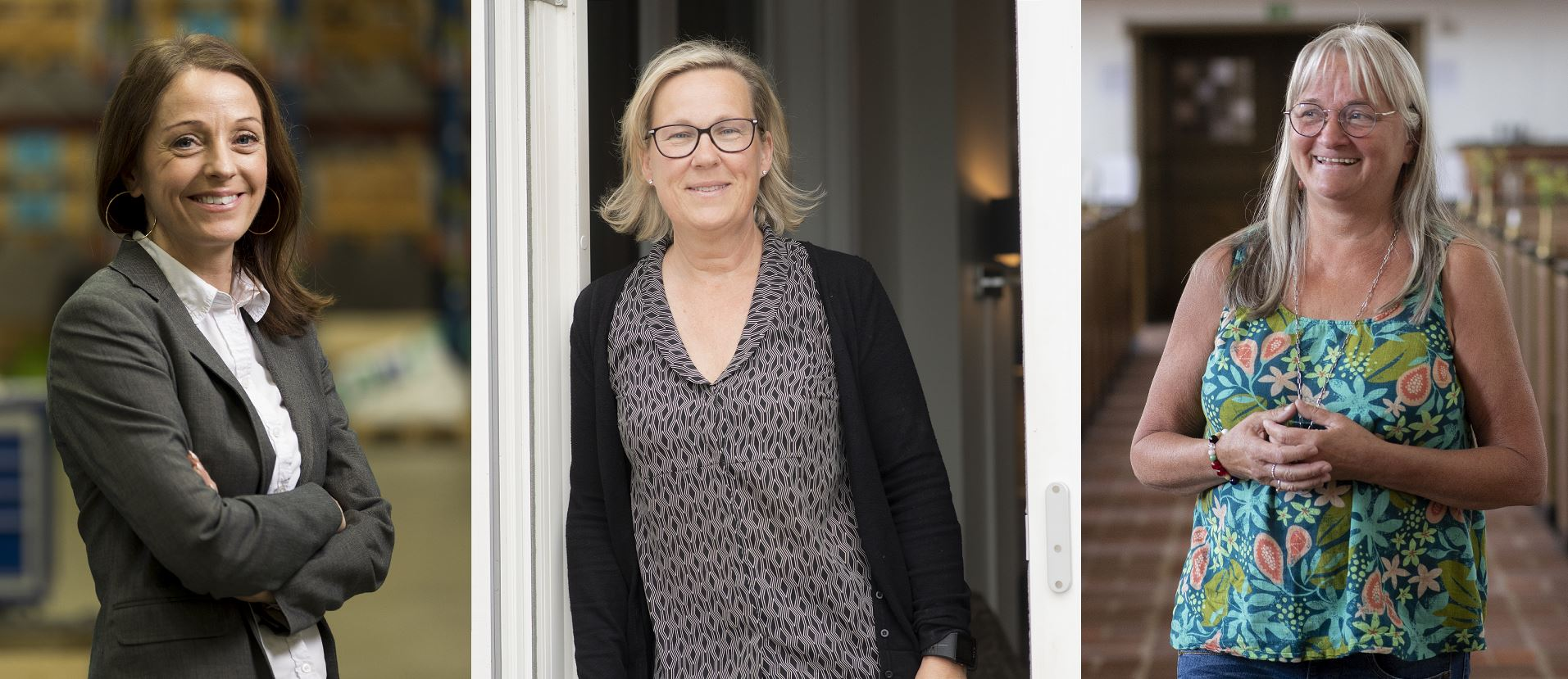 Three Swedish stories of service during the pandemic