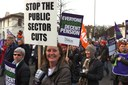 British unions on the warpath