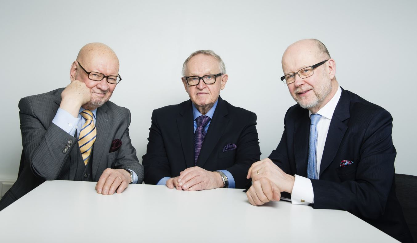 Martti Ahtisaari: Who would vote for the Social Democrats – hijacked by the trade unions?