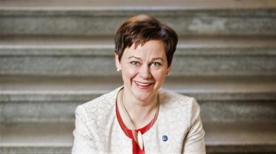 Woman at the top in the Nordic Region