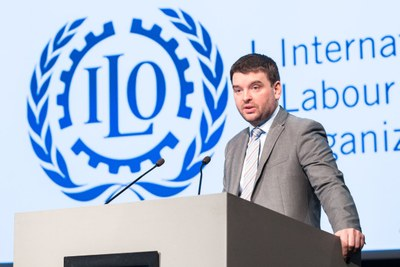 Iceland invites the ILO to the land of volcanoes and glaciers