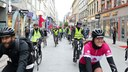 Oslo Foodora riders on strike