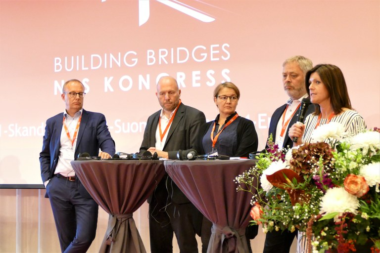 What are the critical issues for Nordic trade unions?