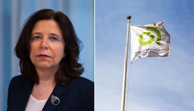 Maria Mindhammar takes helm at Sweden's battered PES