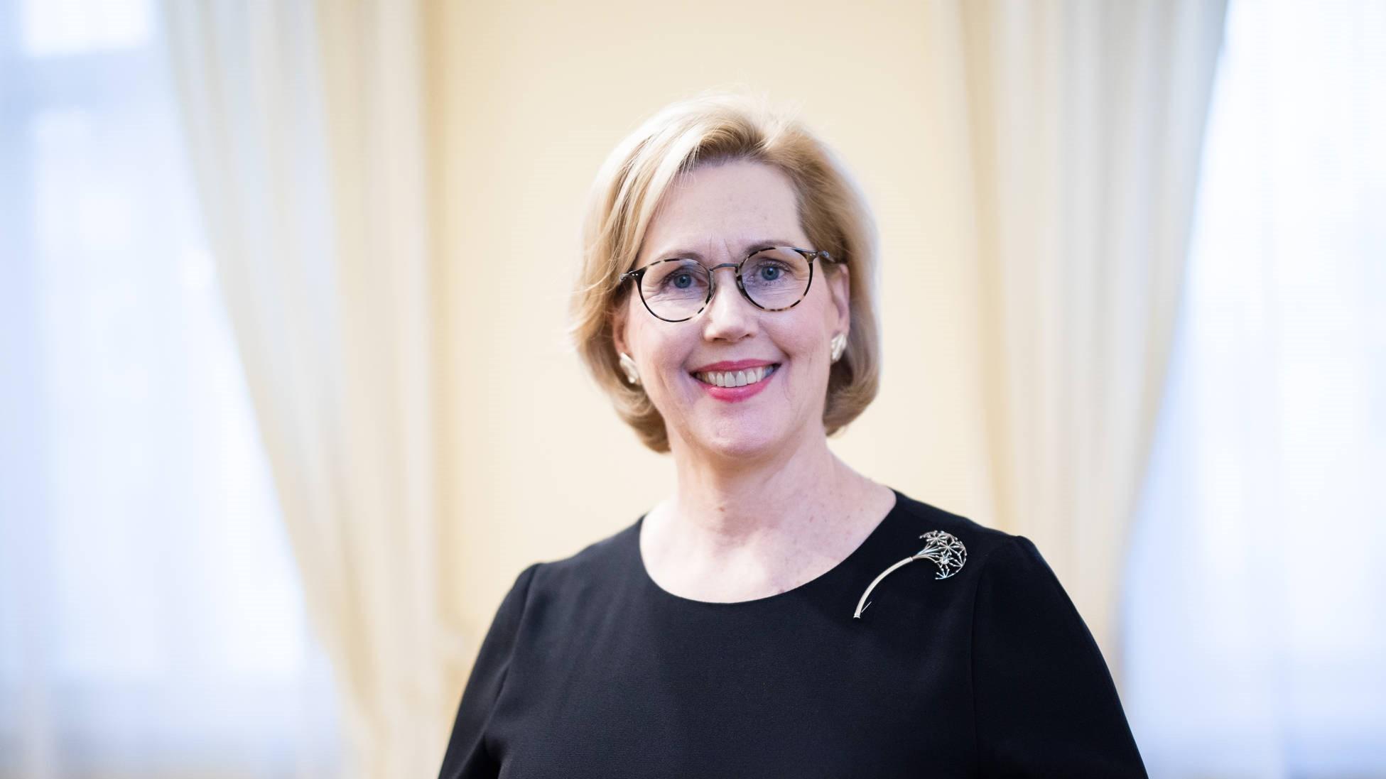 Tuula Haatainen new Finnish Minister of Employment