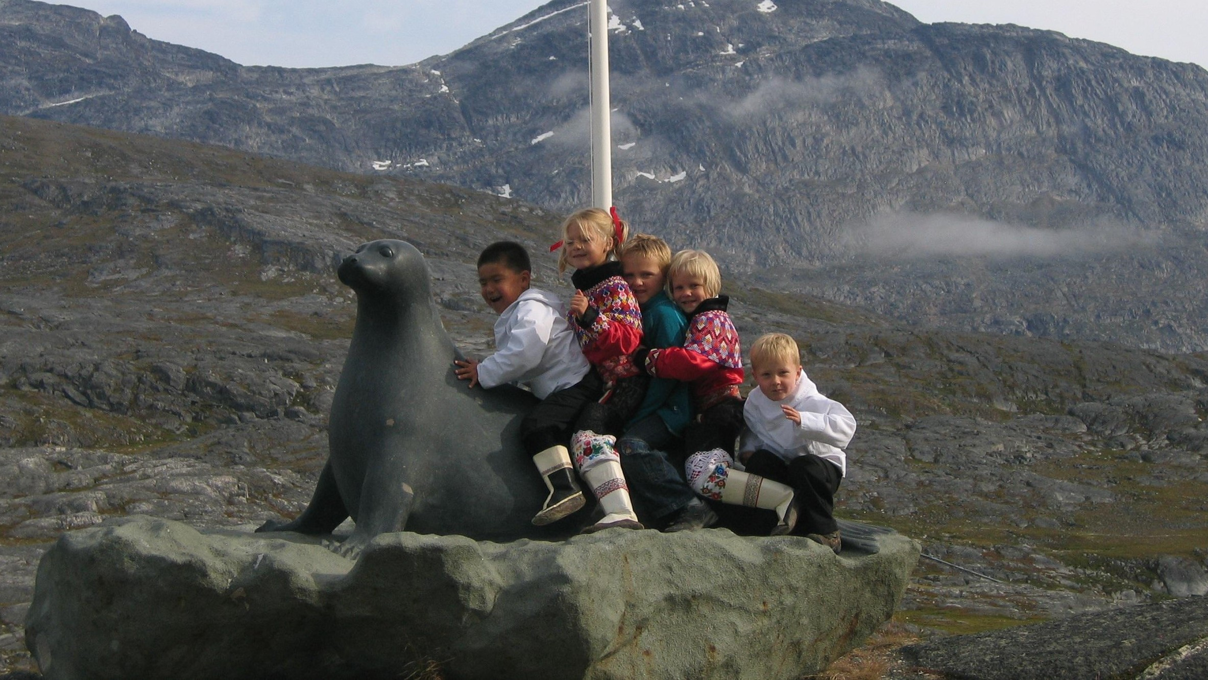 The Nordics lack children – only Greenland stands out