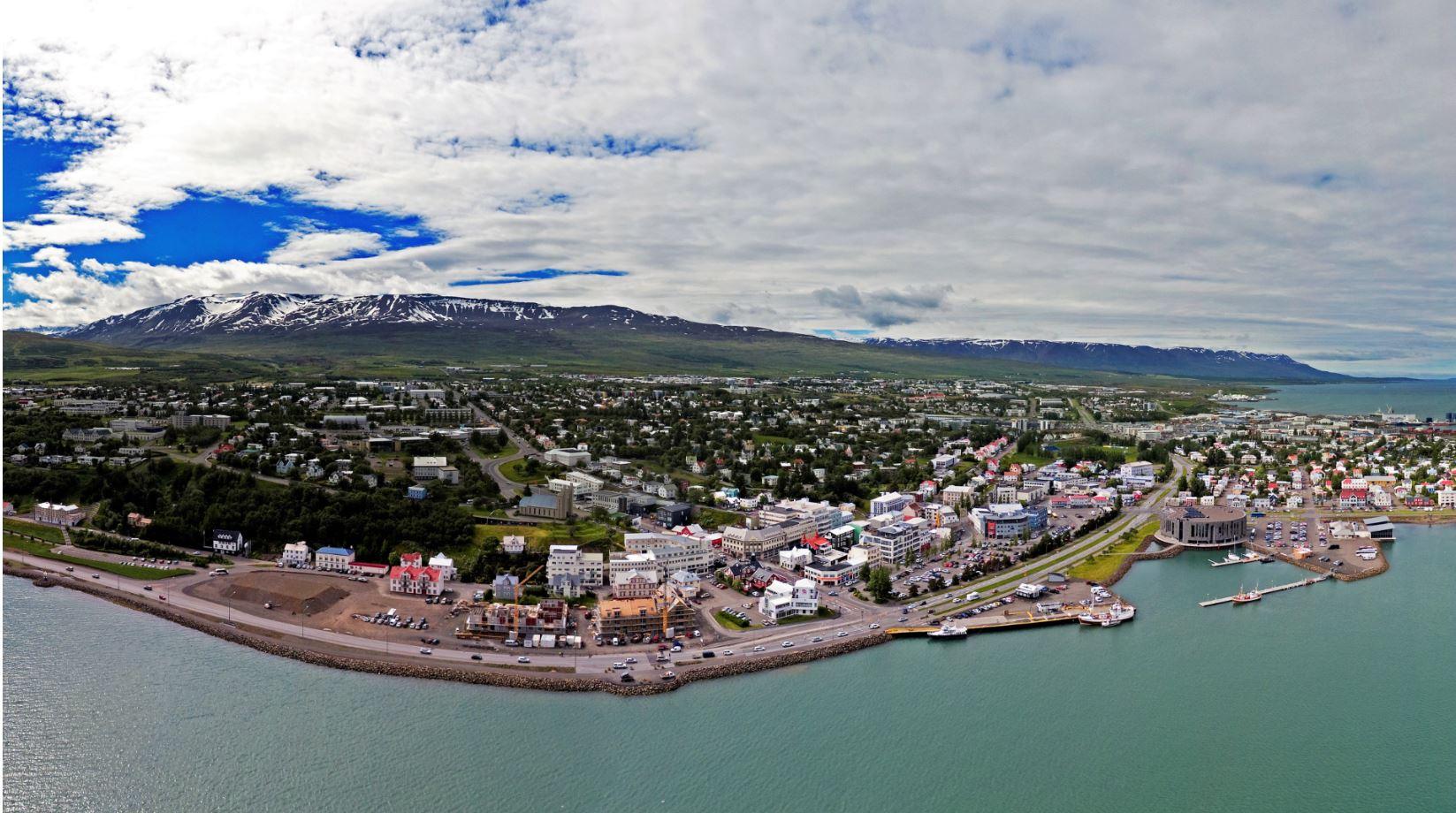 "Akureyri's ""unity government"" to tackle the crisis"