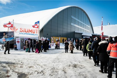 Greenland chooses new government in protest against controversial mining