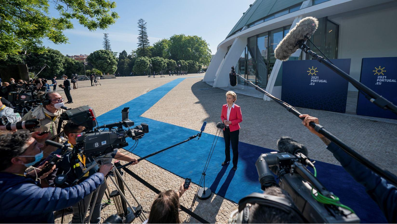 The social pillar strengthened after EU Porto summit