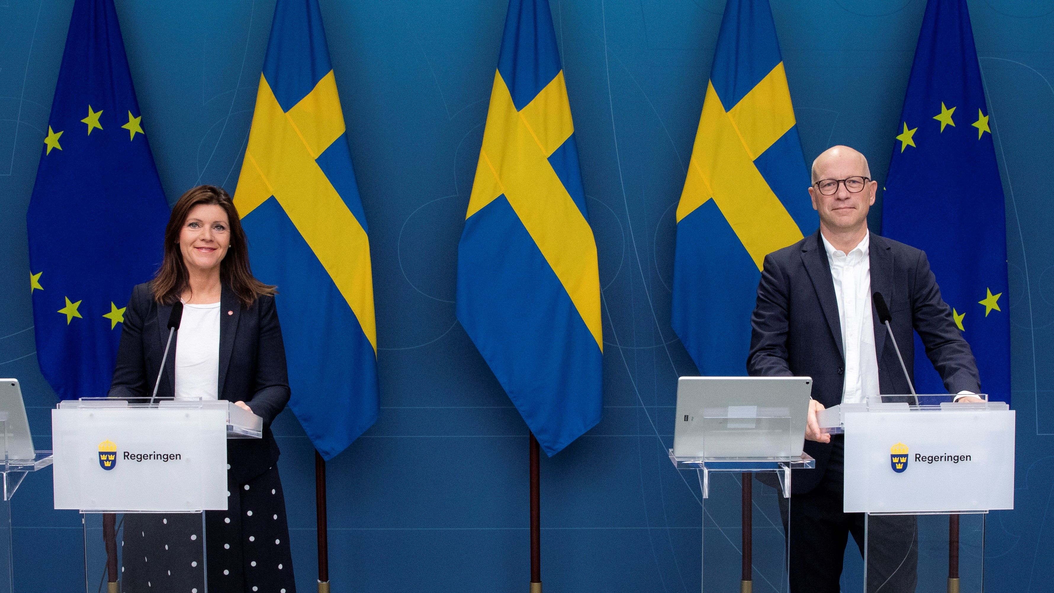 New Swedish delegation to fight work-related crime